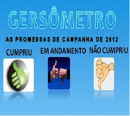 TERMMETRO DA ADMINISTRAO