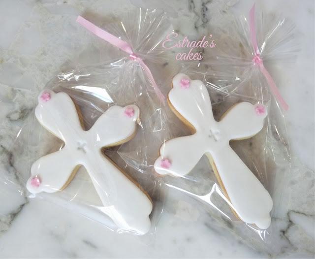 galletas de Primera Comunión, cruces 3