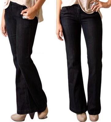 Trouser Jeans Untuk Paha Besar