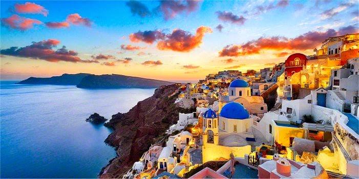 Offerta vacanze Santorini Agosto 2015