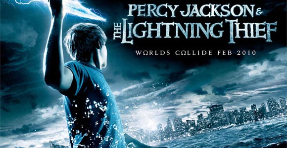 Percy Jackson & the Olympians: The Lightning Thief (2010) - අකුණු හොරා
