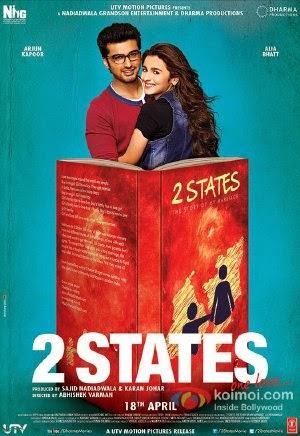Hai Tầng Lớp - 2 States (2014) Vietsub