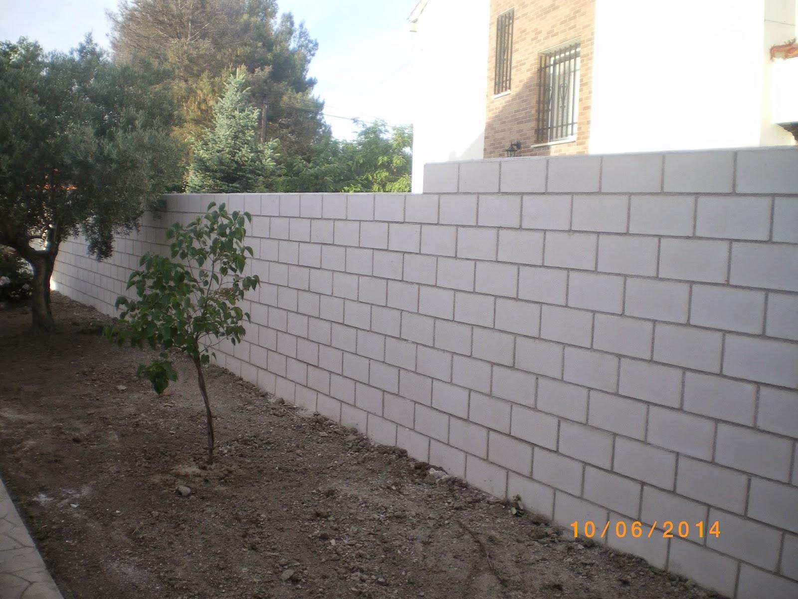 Reformas y pavimentos - Bloques para muros ...
