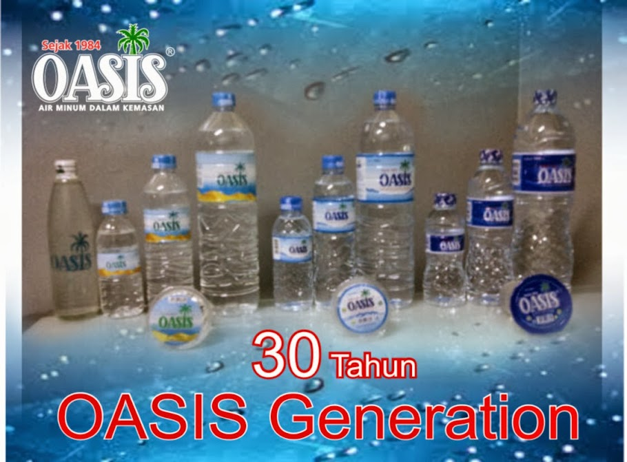 OASIS WATERS INTERNATIONAL (Air Minum Dalam Kemasan)
