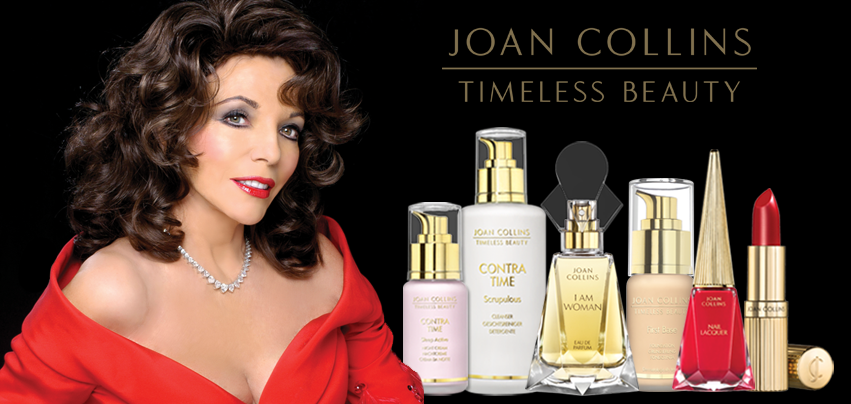 TIMELESS BEAUTY BY JOAN COLLINS
