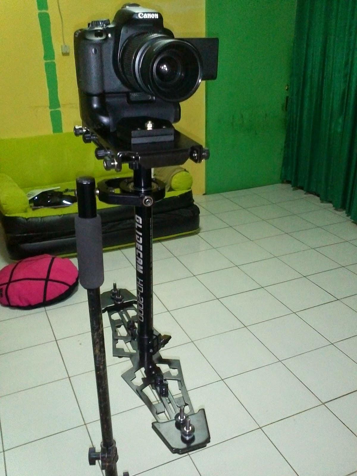 Namun ketika camera stabilizer diputar 180 derajat static balance menjadi kacau ini contohnya