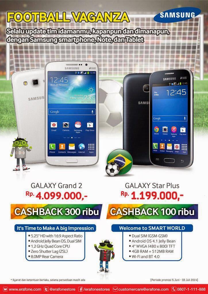 Promo Samsung di Erafone Hingga 3 Juli 2014