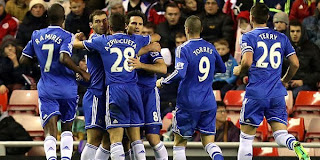 Video Gol Sunderland vs Chelsea 5 Desember 2013