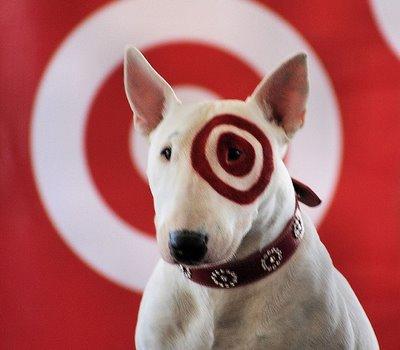 target dog bullseye. target dog bullseye. my own,