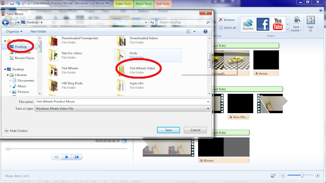 windows 7 movie maker  size of league