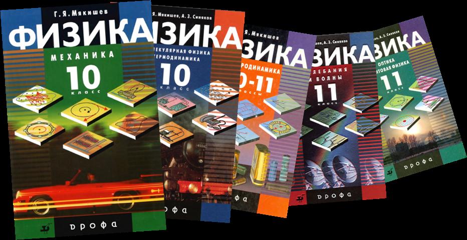 Электростатика Учебник Мякишева 10 Класс