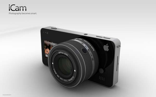 Apple iCam Camera Concept | Spicytec