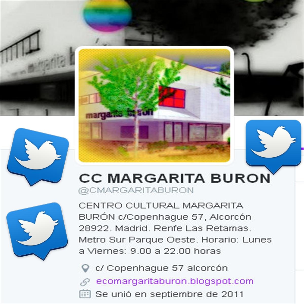 MARGARITA BURON Twitter