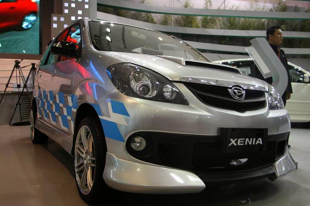 modifikasi mobil xenia terbaru