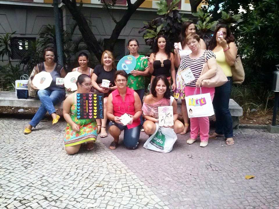 EJA Teresópolis participa da 9ª Rio Artes Manuais