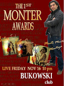 Monter Awards 2012