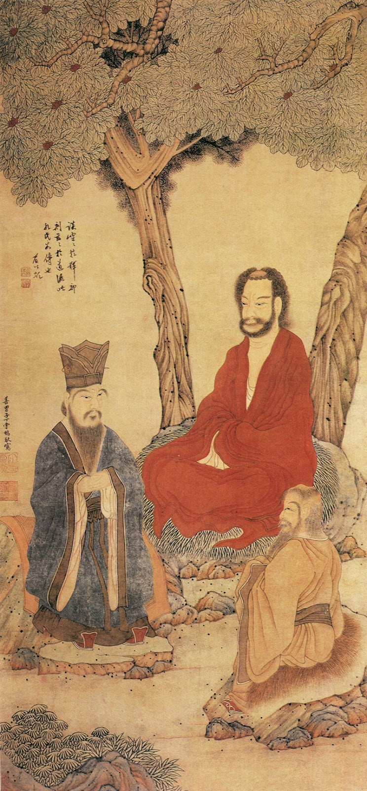 comparison lao tzu and machiavelli Free college essay machiavelli vs lao-tzu in comparing and contrasting the governmental philosophies of the great thinkers lao-tzu and machiavelli, i have found a.