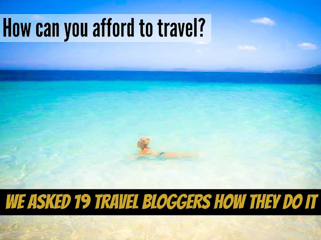 How can you afford to Travel