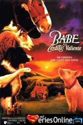 Babe el cerdito valiente 1995