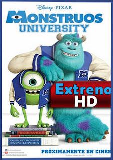 Monsters University [3gp/Mp4][Latino & Castellano][HD][320x240] (peliculas hd )