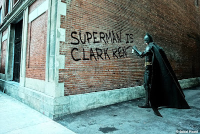 Superman Es Clark Kent