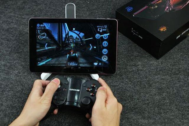 Ramos i9s Game Edition, Tablet Android Dengan Joystick Wireless Harga 2,9 Juta