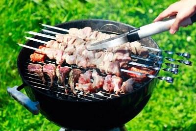 Nutrici n y salud en l nea unos m todos m s seguros para asar a la parrilla podr an reducir el - Parrillas para asar carne ...