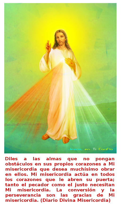 imagen de jesus con mensaje