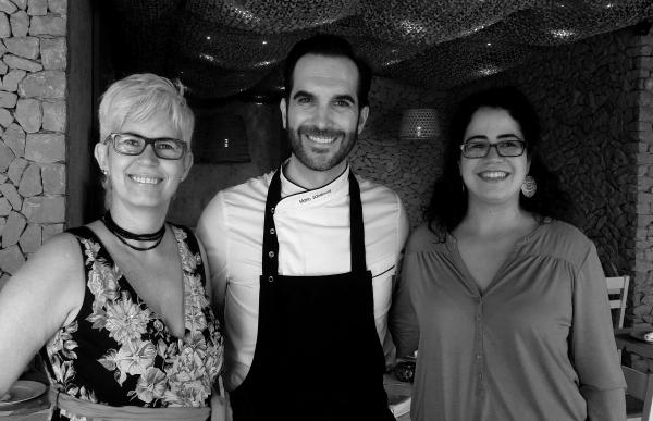 Chef Mario Sandoval - Bite -  Mallorca
