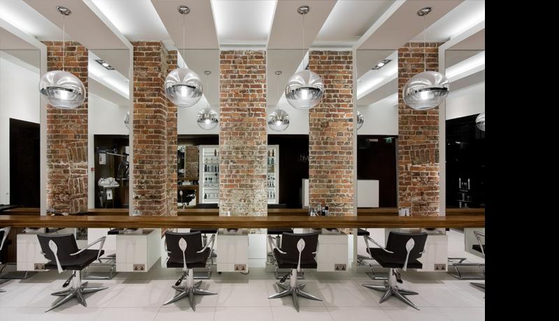 Hair beuty salon aguavida hair beauty brighton - Deco tendance salon ...