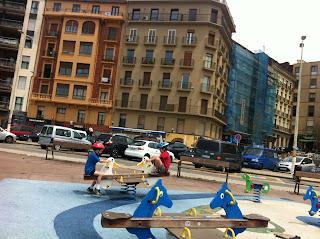 public spaces for children