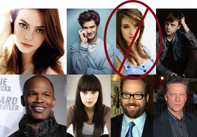 Spider-Man 2 Cast