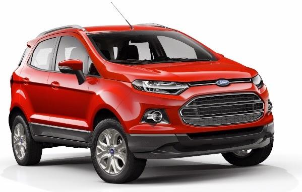 Novo Ford Ecosport 2014 2015 suv mais bonito do Brasil