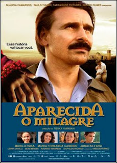Aparecida : O Milagre Nacional capa baixar download assistir poster