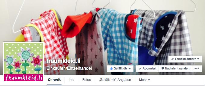 Meine Facebookseite