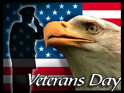 Free Veterans Day PowerPoint Background 3