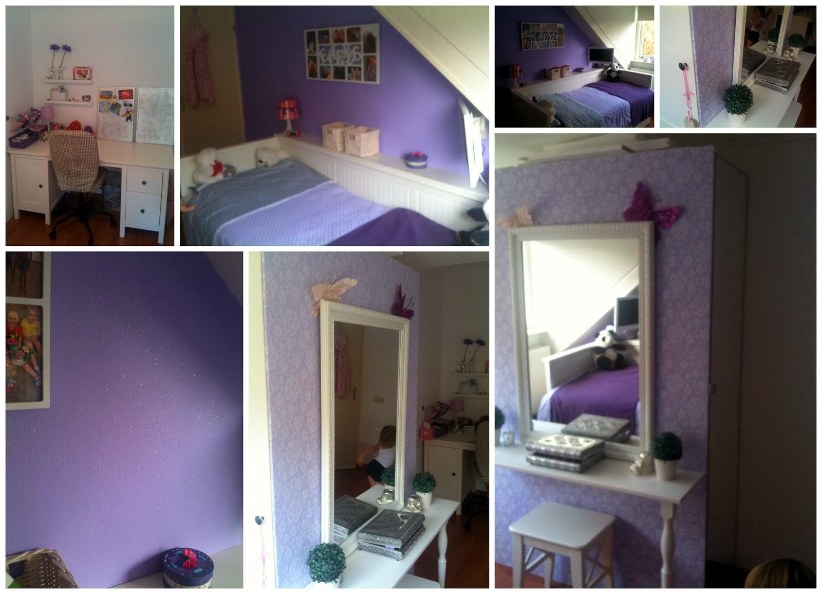 Meiden slaapkamer idee for Idee jugendzimmer