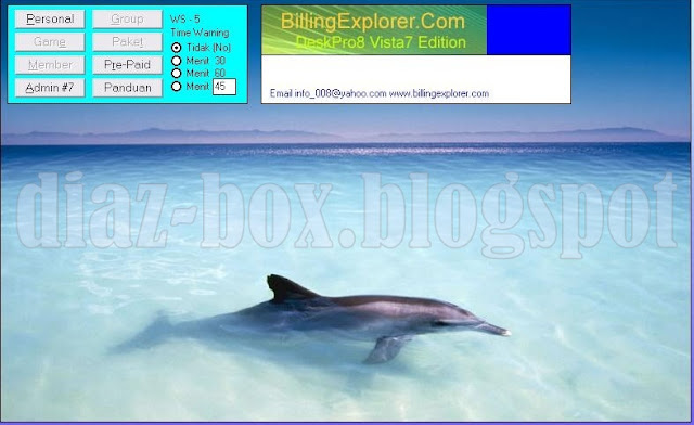 Download Billing Explorer ver DeskPro8 Vista7 2010 - Full + KeyGenerator
