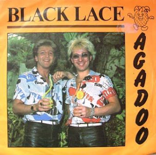 BLACK LACE - Agadoo (1984)