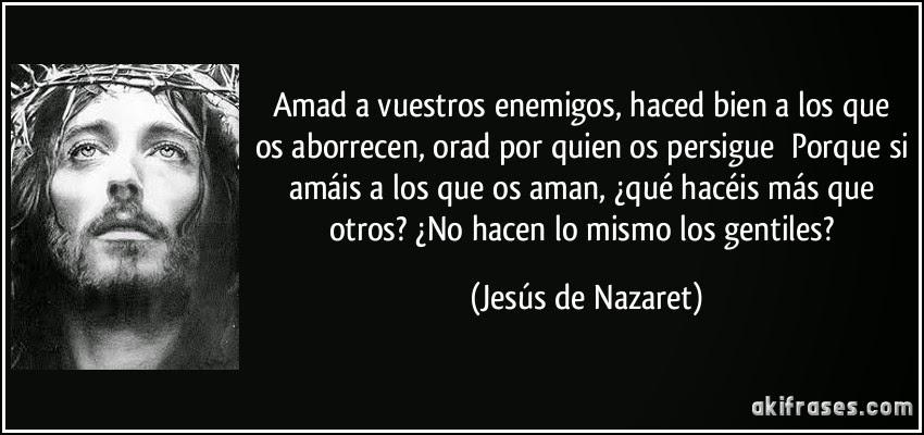 Frase de Jesús