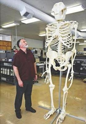 Berkat Printer 3D, Kerangka Bigfoot Berhasil Dicetak
