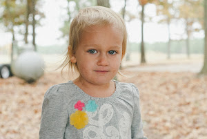 Rosemary Rebekah- 2 1/2 years
