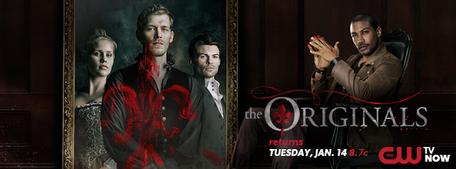 The Originals sezonul 1 episodul 22 (From a Cradle to a Grave)