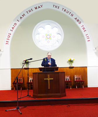 Elim Free Church, Carlisle