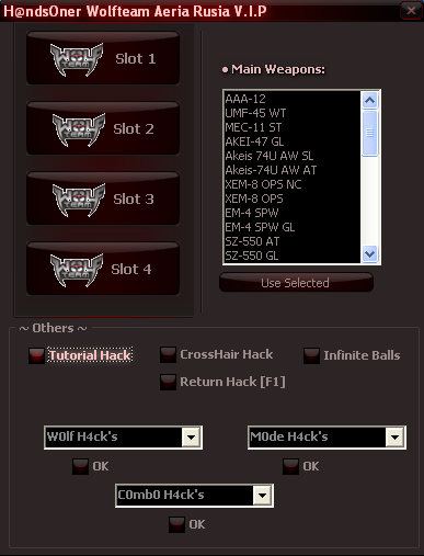 wolfteam cheat engine nakit hack