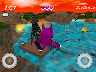 Android Game APK FILES™ Robocat Rampage APK v1.0 ~ Zippyshare Download