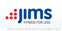 fitness club gym  brussel JIMS fitness Brussel low cost elsene