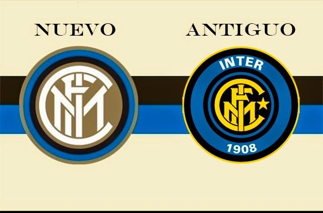 Inter de Milan le dio una renovación a su escudo