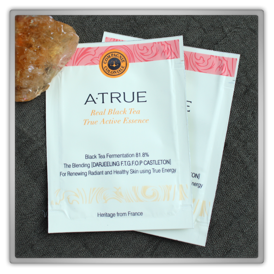 A·TRUE (에이트루) Korean Cosmetics Haul & Review Darjeeling Black Tea First Anti-wrinkle Cream