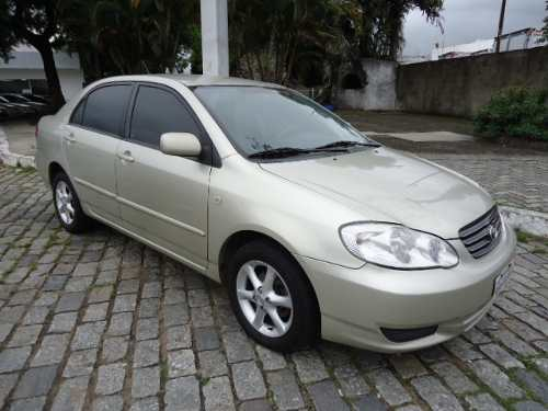Toyota Corolla 1.8 XEi AT 2003 R$ 25.000 - Classificados Automotivo